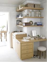 wrap around office desk. wrap around shelves and desk nook great builtin furniture look office