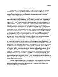 thatcher revised final essay ronald reagan margaret thatcher