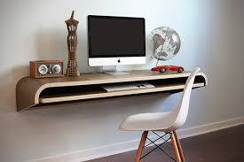 Modern desks for home office Cabinet Minimal Wall Desk Thesynergistsorg The 20 Best Modern Desks For The Home Office Hiconsumption