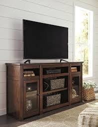 tv stand with doors and drawers reddish brown stand w fireplace option ikea besta tv stand tv stand with doors