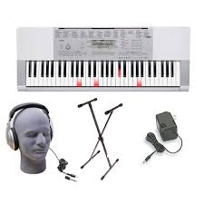 Casio Lk 190 61 Key Premium Lighted Keyboard Casio Lk 190 61 Key Premium Lighted Keyboard Pack With Stand