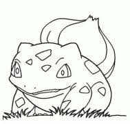 Bulbasaur Charmander Squirtle Kleurplaat Malvorlagen Fur Resume