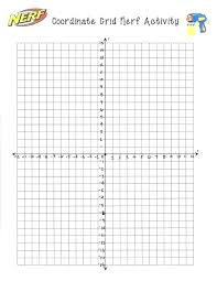 Coordinate Holiday Graphing Worksheets Middle School Graph Paper Art
