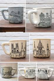 Mug Design Ideas Best 25 Mug Designs Ideas On Pinterest Mug Decorating Mugs And Sharpie Mug Designs