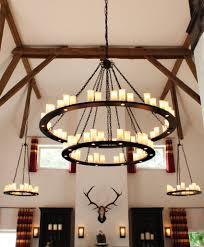 Kerzenleuchte Hl 2430 Wrought Iron Pendant Light Casa Lumi