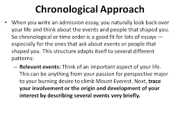 what is a personal narrative a personal narrative tells the true chronological approach when you write an admission essay you naturally look back over your life
