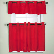 Red Curtains For Kitchen Bed Bath And Beyond Kitchen Tier Curtains Cliff Kitchen