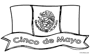 In addition to the language arts and math activity sheets, this collection includes writing paper decorated with a cinco de mayo theme. Printable Cinco De Mayo Coloring Pages For Kids