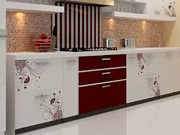 Small Picture Kitchen Decor World Modular Kitchen Wardrobes In Noida