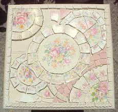 mosaic style pique assiette defined