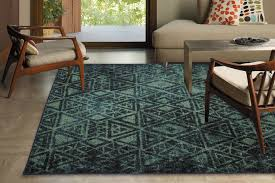 if you have furniture upholstery or wallpaper with a bold pattern choose an area rug with a subtle pattern or solid colour