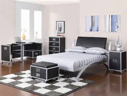 black and silver bedroom furniture. Black And Silver Bedroom Ideas Photo - 1 Furniture M