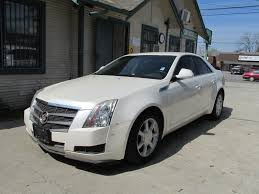 2009 Cadillac CTS 4dr Sedan RWD w/1SA Sedan for Sale in San ...