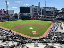 Clean New Stadium Review Of Suntrust Park Atlanta Ga