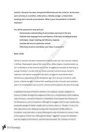 hamlet essay year hsc english advanced thinkswap 19 20 hamlet essay