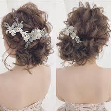 とびっきりかわいい花嫁に長さ別花嫁ヘアアレンジ Hair