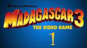 Small Picture the best video game Videos on youtube Madagascar 3 The Video