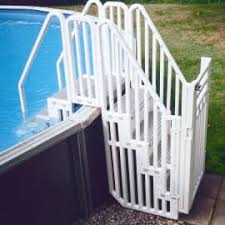 Image Wide Pool 5 Confer Entry System Ezvid Wiki Top Above Ground Pool Ladders Of 2019 Video Review