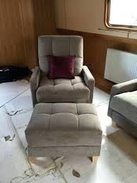 chair converts to bed chair bed foot stool includes a relaxed seat position plus quickly converts chair converts to bed