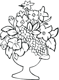 Coloring Pages Of Flowers Pdf Coloring Games Movie