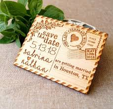 save the date save the date magnet rustic save the date save the dates wood save