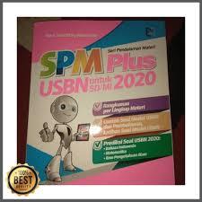 Jumlah soal dan waktu sesuai dengan utbk dari ltmpt. Jual Dijual Spm Plus Usbn Sd Mi 2020 Penerbit Esis Berkualitas Jakarta Utara Sindorim807 Tokopedia