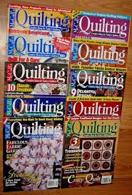 13 best Quilting Patterns and Instruction Books images on ... & Vintage Lot of 10 McCall's Quilting Magazines 1996/97 #Q34 Adamdwight.com