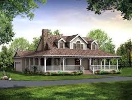 big porch house plans