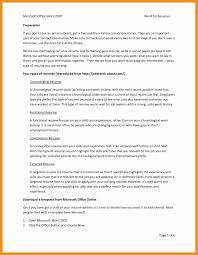 Resume Template Chronological Format Modern 15 Beautiful Resume Templates Word 2013 Sample Template M Mychjp
