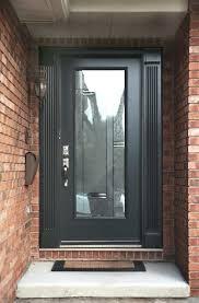 Front Doors Front Door Glass Insert Replacement Madison Glass