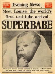「Louise Joy Brown」の画像検索結果