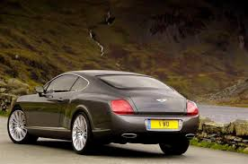 2009 Bentley Continental GT Speed - Information and photos ...