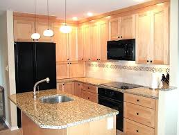 light maple cabinets kitchen colors with light maple cabinets in wonderful home decor inspirations with kitchen