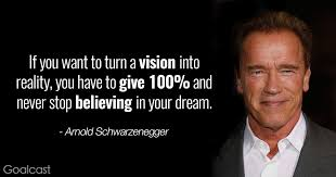 Arnold Schwarzenegger Quotes Custom Top 48 Arnold Schwarzenegger Quotes To Pump You Up For Success