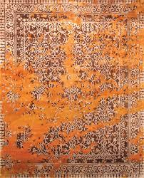 rugsville tibetan gold silk 13143 810 rug 13143 810