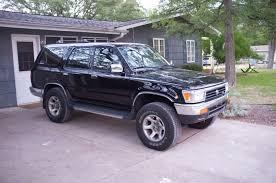 Michael B. Gonzales's 1993 Toyota 4Runner