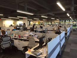 open layout office. New Open Layout - Ingram Micro Irvine, CA (US) Office