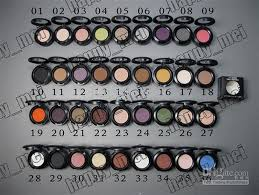 factory direct dhl new makeup eyes 1 5g eye shadow without mirror and brush 36 diffe colors eye shadow with 1 09 piece on happy mei s