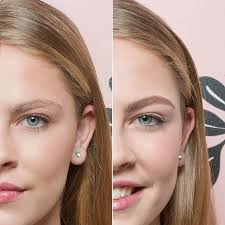 eyebrow microblading blonde hair. here\u0027s how to finally arch your brows correctly eyebrow microblading blonde hair