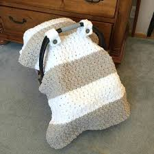car seat cover pattern graco free crochet baby blanket infant simplicity accessories patter