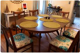 attractive dining room chair pads with large intended for seat cushions chairs prepare 17