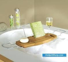 chrome bath caddy ultimate