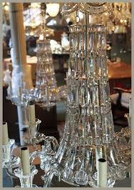 here from more information on our antique lighting and crystal chandelier restoration services