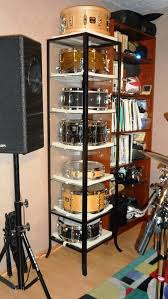snare drum rack from