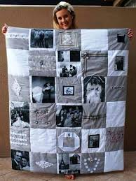DIY Photo Memory Quilt - Find Fun Art Projects to Do at Home and ... & DIY Photo Quilt Adamdwight.com