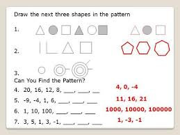 Pattern 3 12 4 20 Classy Arithmetic Sequences Ppt Video Online Download