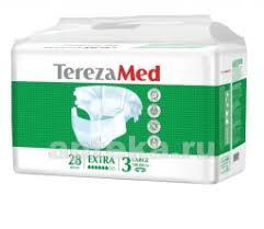 <b>Terezamed подгузники</b> для взрослых <b>extra large</b> (№3) n28 - цена ...