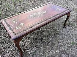 Alibaba.com offers 1,409 wooden carved coffee table products. Vintage Early 20th Century Brass Inlaid Carved Wood Coffee Table Ebay