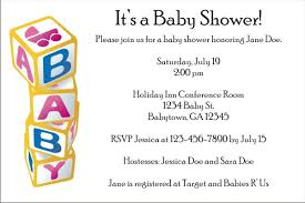 Baby Shower Invitations Templates Personalized Party Invites