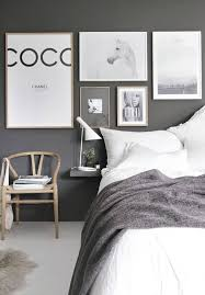 25 Stylish Bedroom Wall Decor Ideas DigsDigs